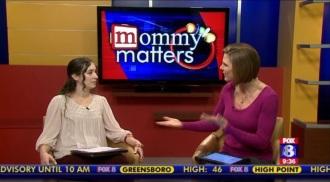 Suzy Fielders on Fox8 News